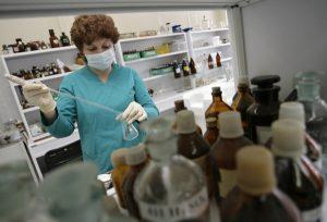 Экспертиза химических веществ