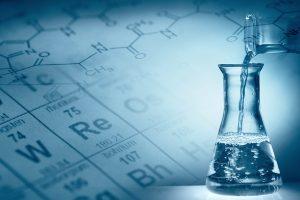 Химический анализ жидкости