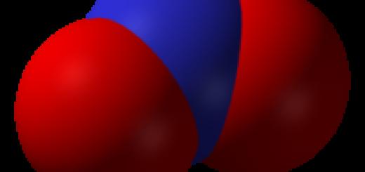 ПДК оксида азота