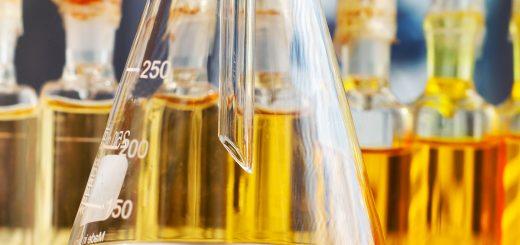Химический анализ краски