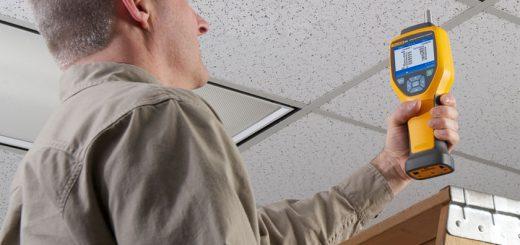 Исследование воздуха в квартире