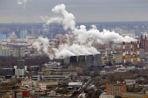 Степени загрязнения воздуха
