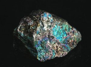 Анализ минералов и руд черных металлов
