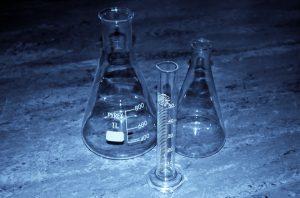 Химический анализ в криминалистике