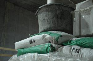 Химический анализ цемента
