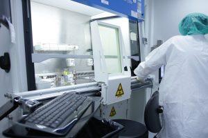 Услуги химической лаборатории