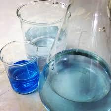 Объекты химического исследования
