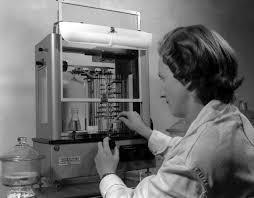 Лаборатория замеры воздуха