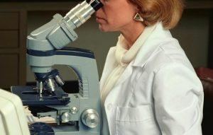 Грамотное исследование металла в лаборатории