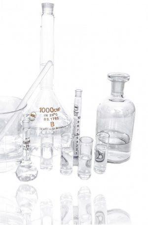 Лабораторный анализ топлива