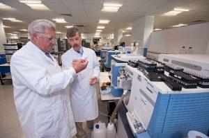 Как испытательная лаборатория испытания и контроль проводит
