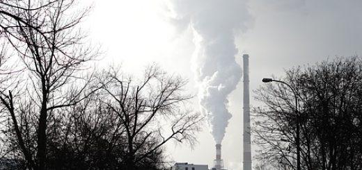 Причины загрязнения воздуха