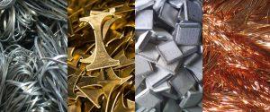 Исследование цветных металлов