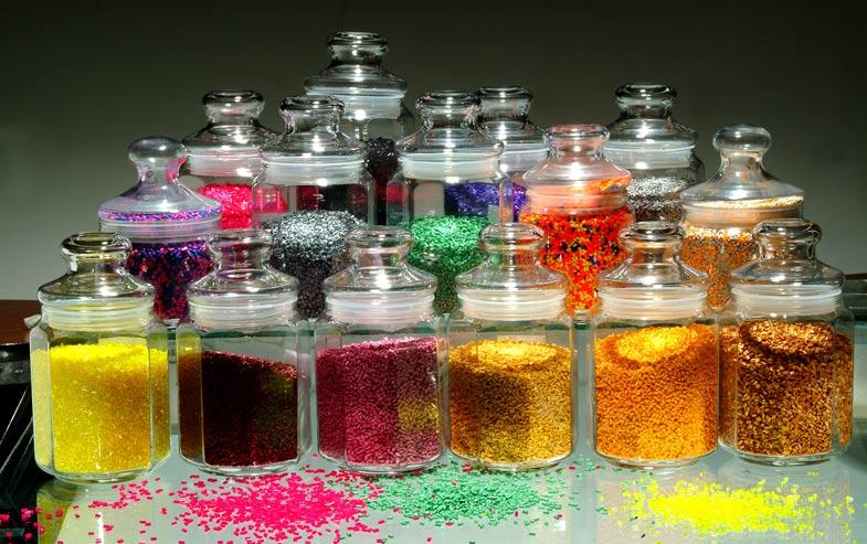 Спектральный анализ полимеров