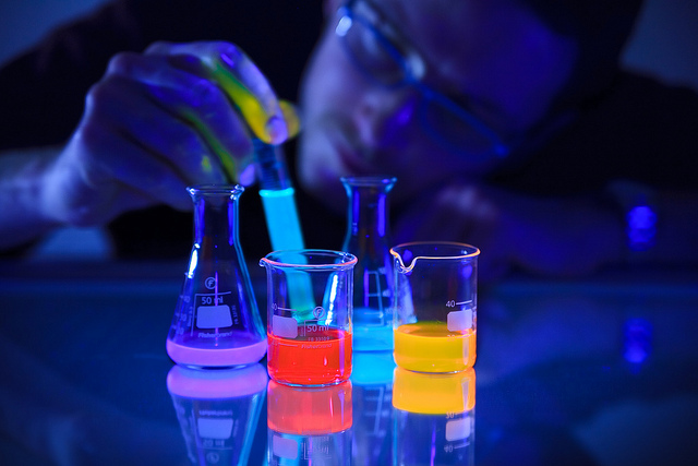 Качественный анализ полимеров