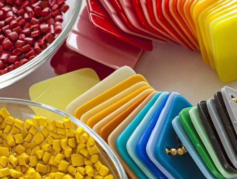 Анализ полимеров и пластмасс: единичные параметры