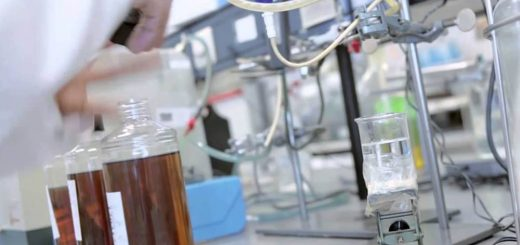 Исследование состава нефти и нефтепродуктов