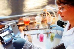 Лаборатория дизельного топлива