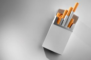 Химическая экспертиза сигарет