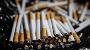 Химическая экспертиза табачной продукции