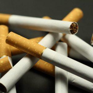 Химический анализ сигарет