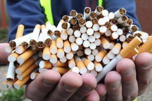 Химический анализ табака