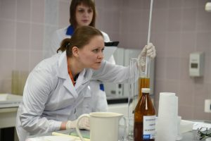 Лабораторное тестирование снюс